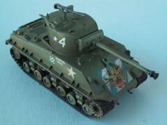 Fertigmodelle: M4A3E8 Middle Tank - 64th Tank Bat. Easy Model