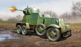 1/35 BA3, Panzerfahrzeug