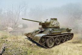 1/35 T34/76 späte  Produktion1943