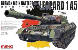 German main Battle Tank Leopard 1 A5