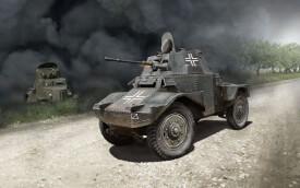 1/35 Panzerspähwagen P204 f