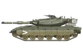 1/72 IDF Merkava MK IIID