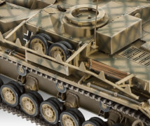 REVELL 03255 Modellbausatz Sd.Kfz. 167 StuG IV 1:35, ab 12 Jahre