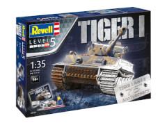Revell 05790 Geschenkset 75 Jahre Tiger VI 1:35, ab 14 Jahre