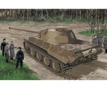 1:35 Panther Ausf.D V2 Versuc