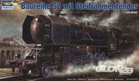 1/35 Deutsche Lokomotive Baureihe 52 (BR-52)