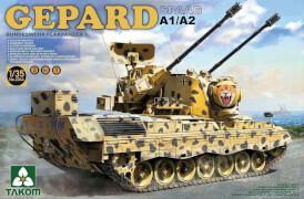 Bundeswehr Flakpanzer 1 Gepard SPAAG A1/