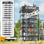 H0 Smart Car Tower