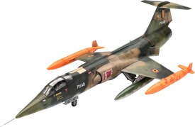 REVELL F-104 G Starfighter NL/B  1:72
