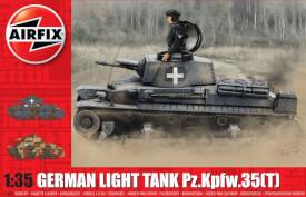 Airfix German Light Tank Pz.Kpfw.35 (t)