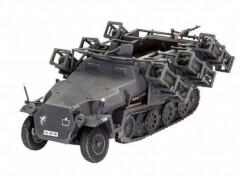 REVELL  03324 1:72 Sd.Kfz. 251/1 Ausf. C + Wurfr. 4 ab 12 Jahre