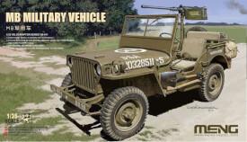 MENG-Model MB Military Vehicle