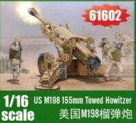 I LOVE KIT M198 155mm Towed Howitzer