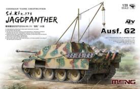 1/35 Sd.Kfz 173, Jagdpanther,