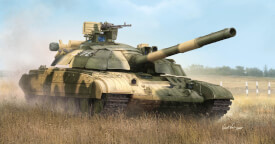 Trumpeter Ukraine T-64BM Bulat Main Battle Tank