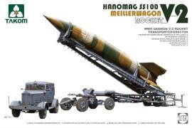 Takom WWII German V-2 Rocket Transporter