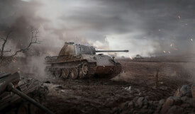 Panther Ausf. D World of Tanks