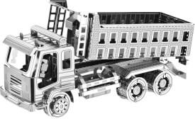 TRONICO 3D Bausatz LKW mit Kipper 1:50