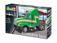 REVELL 07446 Modellbausatz Kenworth T600 1:32, ab 10 Jahre