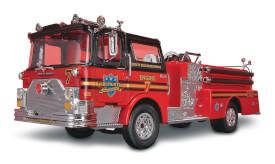 Mack Fire Pumper Bausatz