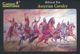 Plastikmodellbau: Assyrian Cavalry