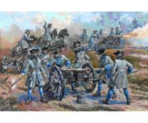 1:72 Schwed. Artillerie m.Fig. Cha.XII