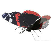 Metal Earth: Butterfly Red Admiral