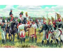 1:72 Österreichische  & Russischer Generalstab