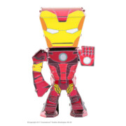 Metal Earth: Marvel Avengers Iron Man Mini
