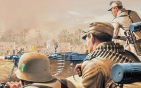 Glow2B Airfix WWII Afrika Corps