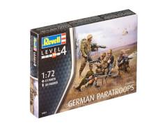 REVELL Deutsche Fallschirmjäger (modern)