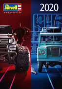 Revell Revell Katalog 2020 D/GB