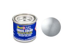 REVELL 32190 silber, metallic 14 ml-Dose