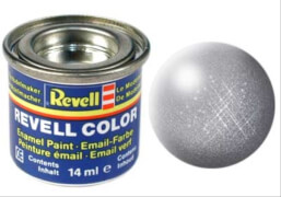 REVELL 32191 eisen, metallic 14 ml-Dose
