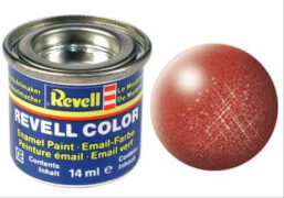 REVELL 32195 bronze, metallic 14 ml-Dose