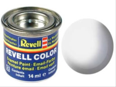 REVELL 32301 weiß, seidenmatt  RAL 9010 14 ml-Dose