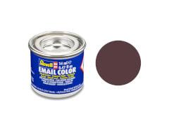 REVELL 32184 lederbraun, matt RAL 8027 14 ml-Dose