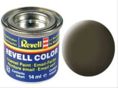 REVELL 32140 schwarzgrün, matt 14 ml-Dose