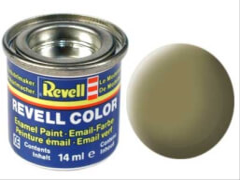 REVELL 32142 oliv-gelb, matt 14 ml-Dose