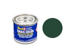REVELL 32168 dunkelgrün, matt RAF 14 ml-Dose