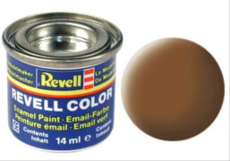 REVELL 32182 dark-earth, matt RAF 14 ml-Dose