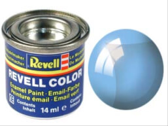 REVELL 32752 blau, klar 14 ml-Dose