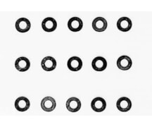 Unterlegscheiben 3mm (15)
