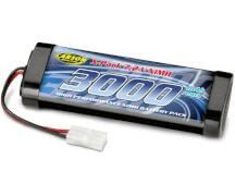 Akku Racing Pack 7,2V/3000 mAh NiMH