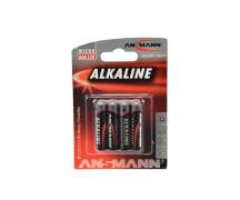 Ansmann 4x ''AAA''-Batterien (1,5 V)
