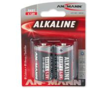 Ansmann Batterie Set Baby/C 1,5V (2)
