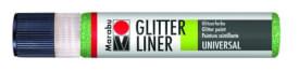 Marabu Marabu-Glitter-Kiwi
