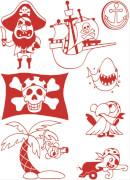 Stampo T-Shirt Piraten