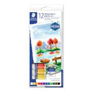 Aquarellfarben Karat, sortiert