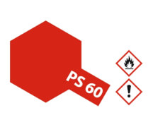 PS-60 Hell Mica Rot (Glimmer) Pc.100ml